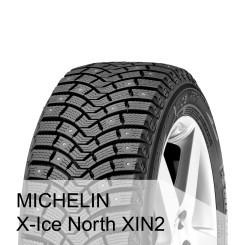 MICHELIN X-ICe North 2 275/65R17