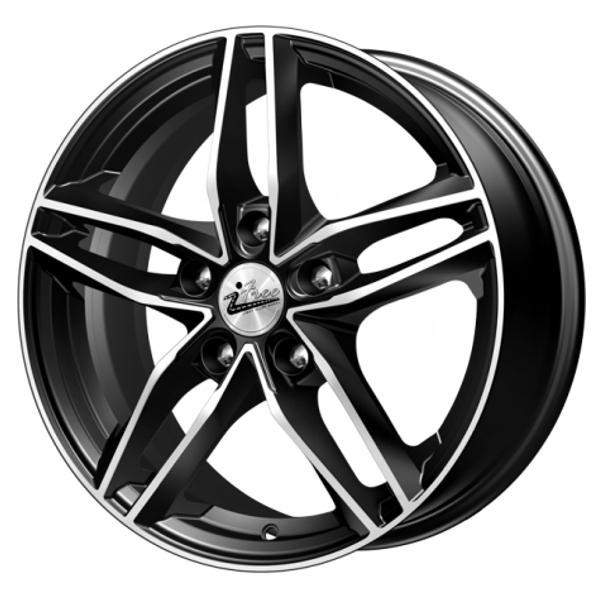 iFree MSKV Black Polished