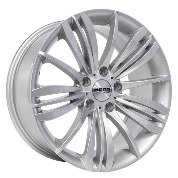 Nano BK623 Silver