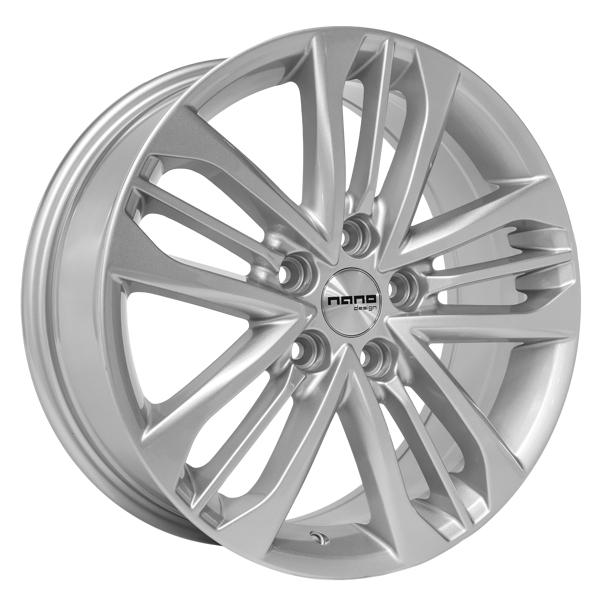 Nano BK5134 Silver