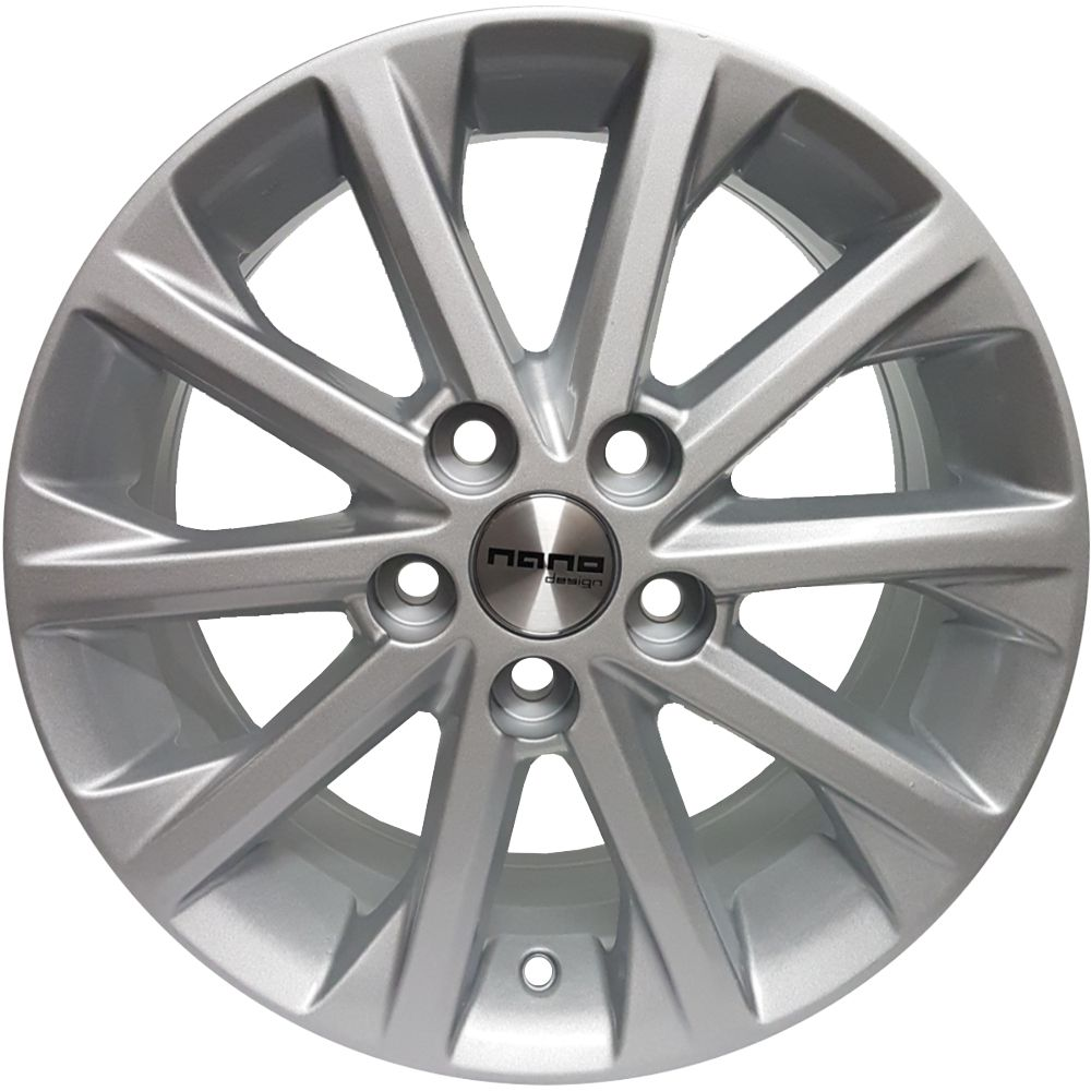 Nano BK581 Silver