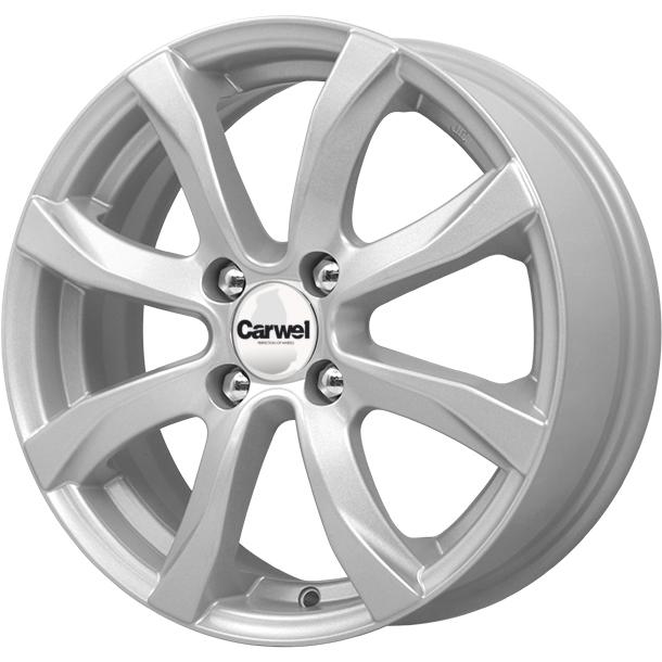 Carwel Omicron Silver