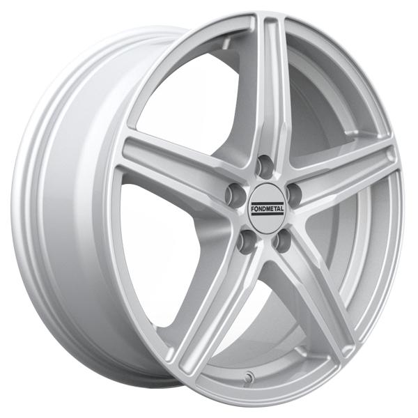 Fondmetal 8100 Gl Silver