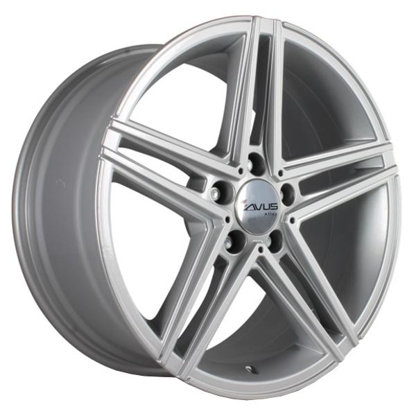 Avus AC515 Hyper Silver